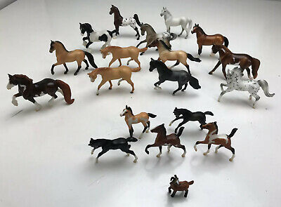 Breyer Reeves Horse Goat Lot USA Molding Company Vintage Various Sizes See Pics