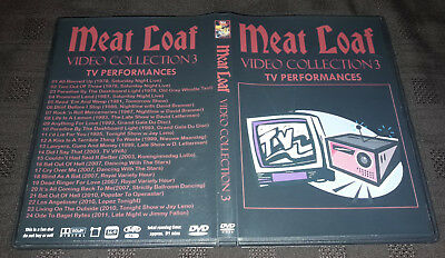 Meat Loaf - Video Collection 3 (DVD) SPECIAL FAN EDITION