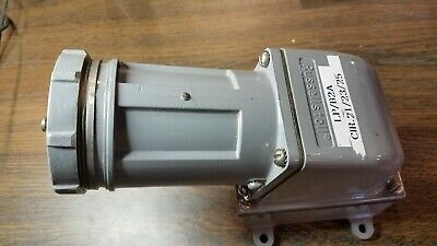 T&B Receptacle Russellstoll  60A 250V/600VAC Plug Connector