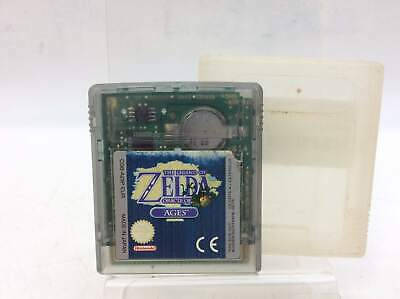 Juego Gameboy Color The Legend Of Zelda Oracle Ages 5527284