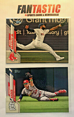 2020 Topps Series 1 Photo Variation SP YOU PICK Short Print Yelich Arenado Cole
