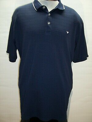 CALLAWAY Mens XL X-Large Golf Polo shirt Combine ship Discount