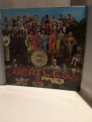 Sgt Peppers Lonely Hearts Club Band-Beatles LP