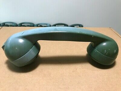 Genuine Gpo Green 700 Series Handset Shell (93)