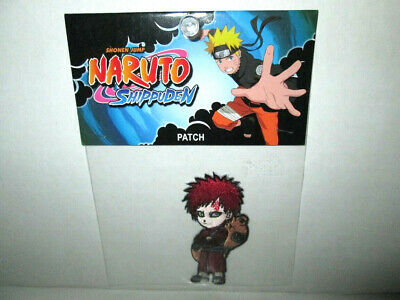 """Naruto Shippuden Anime Sai PATCH 3/"""" Licensed by GE Animation Free Ship 4371"""