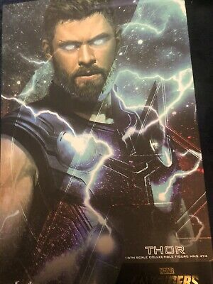 Hot Toys MMS474 Avengers Infinity War Thor 1//6 Pegs set