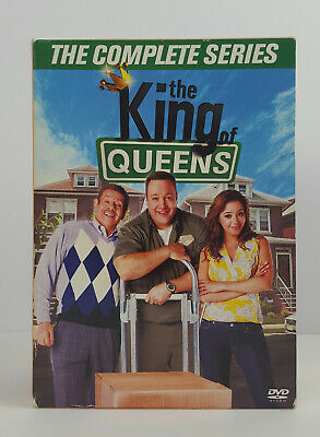 The KING OF QUEENS The COMPLETE SERIES All 9 Seasons DVD Set