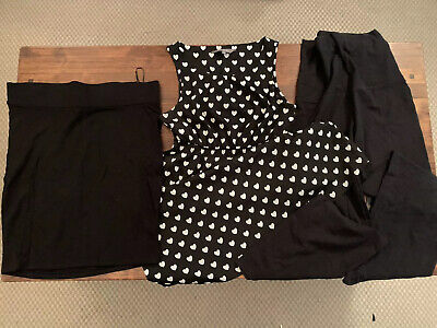 Maternity Clothes size 10 Bundle. Next, New Look And Mothercare