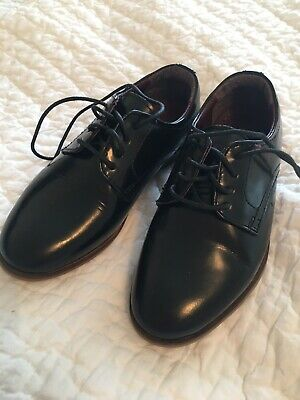 Ted Baker Boys Smart Shoes Black Size 11 Worn Once