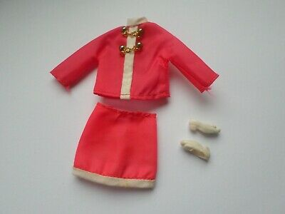 Topper Dawn (Palitoy Pippa) doll  outfit - Chain Er Up - 2
