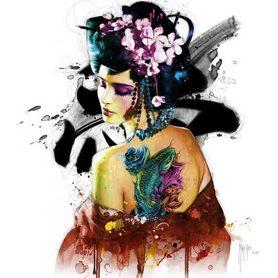 MEMOIRS OF A GEISHA PRINT ART POSTER PICTURE A3 SIZE GZ1718