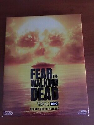 Fear the Walking Dead - Stagione 2 (2 Blu-Ray)