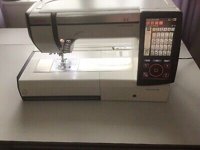 Janome Horizon Memory Craft 12000 in excellent condition, fully serviced.