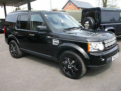 2013(63) Land Rover Discovery 4 3.0SD V6 ( 255bhp ) auto 2013MY HSE