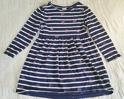 Gymboree Sweetheart Shop Valentines Jersey Dress sz 5/6 from 2017