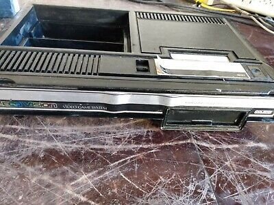 VINTAGE ColecoVision VIDEO GAME SYSTEM  - 2 CONTROLLER MISSING