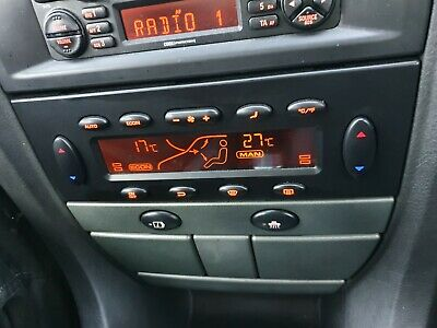 ROVER 75 / MG ZT - MG7 Clinate Control