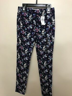 New With Tag Girls Gapkids Disney Minnie Mouse Crop Leggings Size M(8)