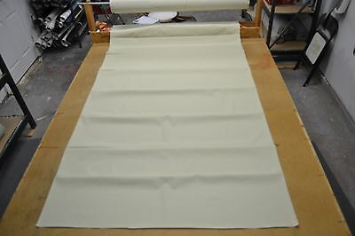 1964 64 1965 65 CHEVELLE STATION WAGON OFF WHITE PERFORATED HEADLINER USA MADE