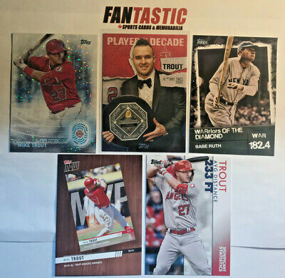 2020 Topps Series 1 Insert - TOPPS NOW You Pick TNR-1 to TNR-10 Trout, Alonso et