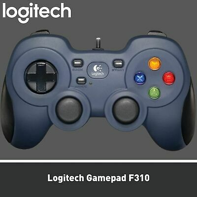 Logitech Wired Gaming Pad F310 940-000112