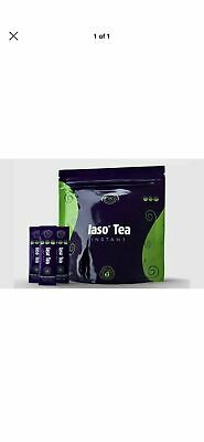 New Packaging Iaso Tea INSTANT 6 single serve packets TLC Diet Weight Loss Sale
