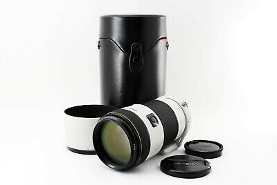 MINOLTA AF APO TELE 80-200mm F2.8 G HIGH SPEED ZOOM Lens For Sony A-Mount Tested