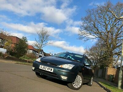 Ford Focus 2.0 Ghia Automatic Estate - Mot - Full Service History - No Issues