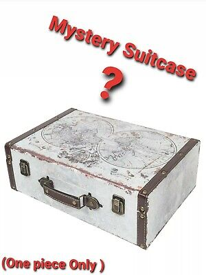 Mystery set box  (suitcase) included  special High Quality  items inside