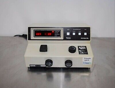 Thermo Electron Spectrophotometer Spectronic 20D+