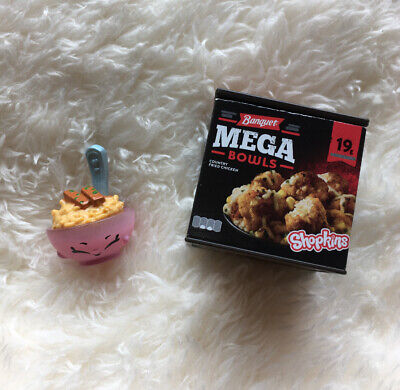 Shopkins Real Littles Season 13 Freddy Fried Chicken FIGURE & CONTAINER