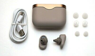 SONY WF-1000XM3 True Wireless Noise Canceling In-Ear Headphones SILVER 1000XM3/S