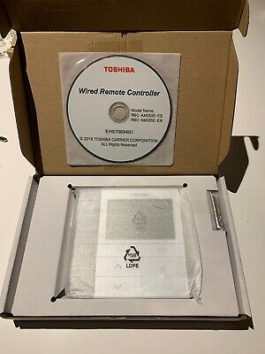 toshiba air conditioning Controller RBC-AMS55-ES