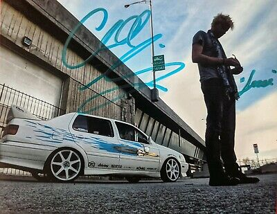 """Fast and Furious """"Bring Back Jesse"""" 8x10"""" Glossy -- AUTOGRAPHED"""
