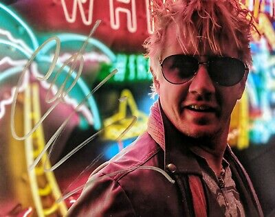 """""""Neon Chad"""" 8x10"""" Glossy -- AUTOGRAPHED by Chad Lindberg!!"""