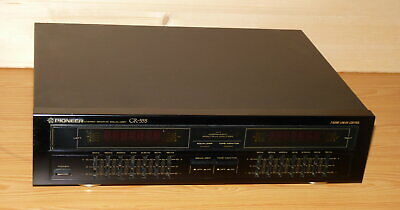 Pioneer GR-555  -  Stereo Graphic Equalizer  -