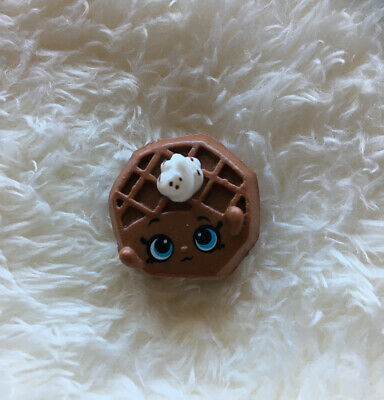 Shopkins Season 13 Real Littles Choco Waffle Figure Only No Container