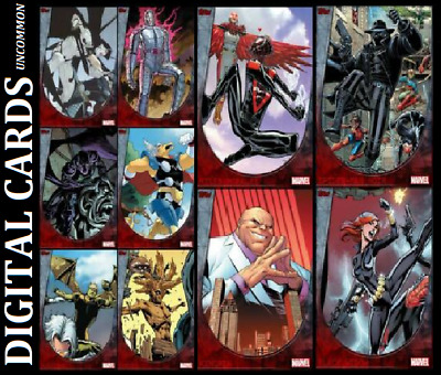 Topps Marvel Collect Boundless Series 2 2020 [Set 10 Cards]