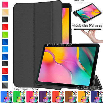 """Stand Magnetic Smart Case Cover For Samsung Galaxy Tab A 10.1"""" 2019 SM-T510 T515"""