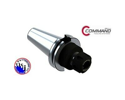 Command C4C4-1000 CAT40 Collet chuck tool holder INV=27305