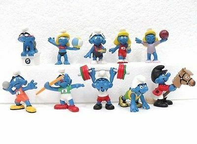 Medal Winner Smurf BELGIAN OLYMPIC TEAM 2012 *New* Boxed Promo Schleich