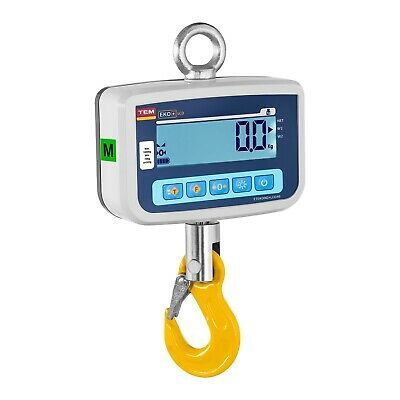 Professional Crane Scale Industrial Scale Trade Approved Weighing Device 1000 Kg