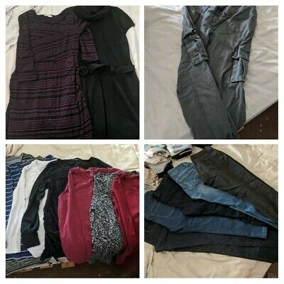 Maternity clothes, sizes 8 - 12