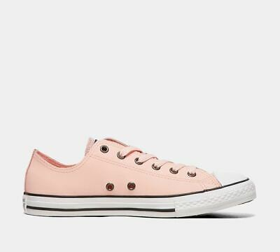 Converse CTAS OX 662330 Storm Pink Girls/Womens UK 5.5
