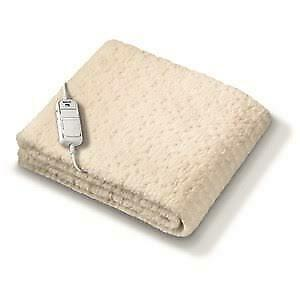 Beurer Comfort Single FItted Heated Underblanket