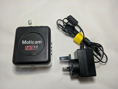 Moticam 580 5.0 MP Microscope Camera (used)
