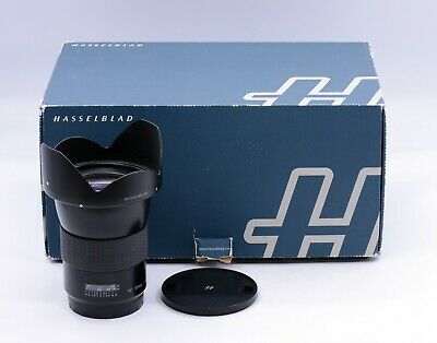 HASSELBLAD HC 35mm F/3.5 LENS FOR HASSELBLAD H SERIES CAMERAS SHUTTER COUNT 3391