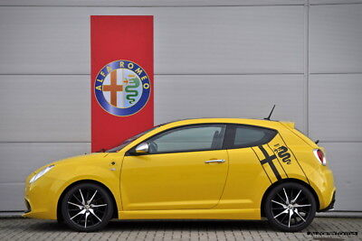 Alfa Romeo MiTo side skirts from Autoperforma