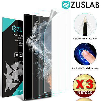 Samsung Galaxy S20 Plus Ultra S10 S9 Note 10 9 Plus 5G ZUSLAB Screen Protector