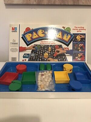 VINTAGE PAC-MAN BOARD GAME ~ SPARE PARTS ~ SELECT FROM DROP DOWN LIST